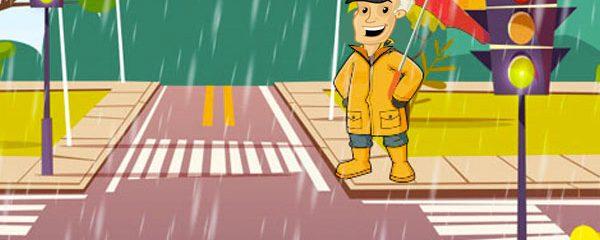 Module 9 – Rain or Shine